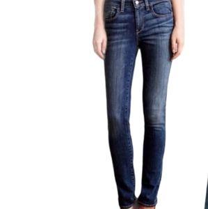 Pilcro Stet dark wash jeans size 30